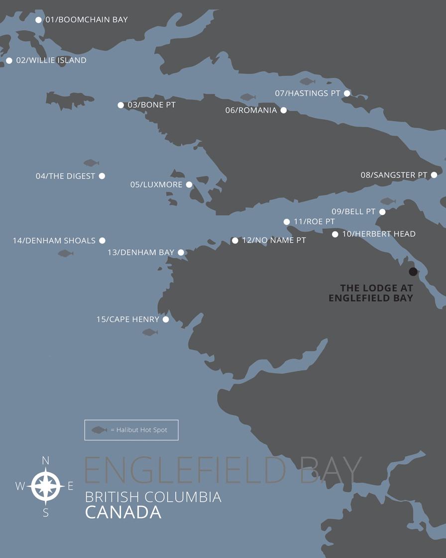 Lodges Map