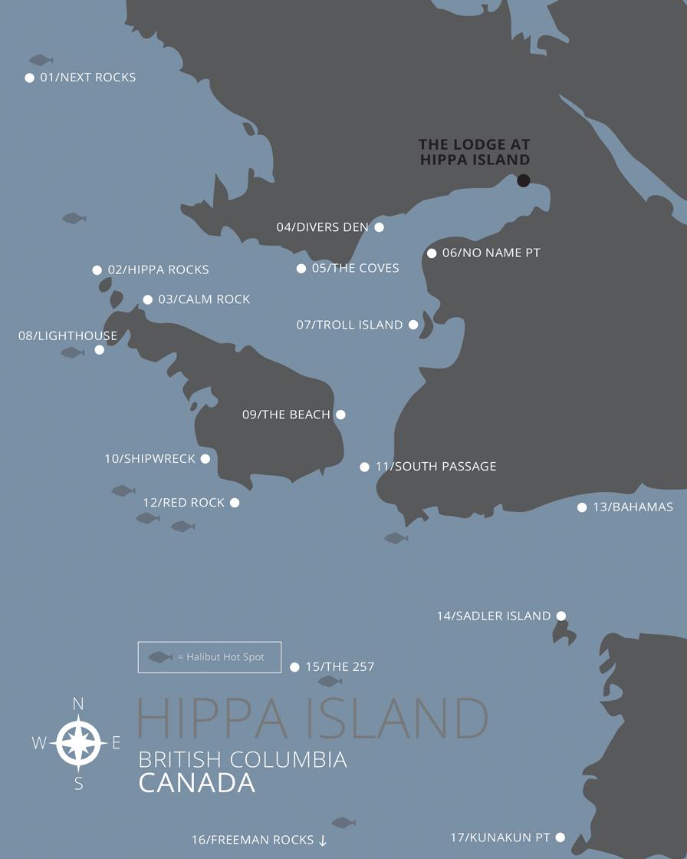 Hippa Island Weather